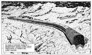 Treno Snowpiercer - YURY