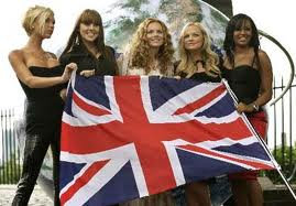 Spice Girls from UK - YURY