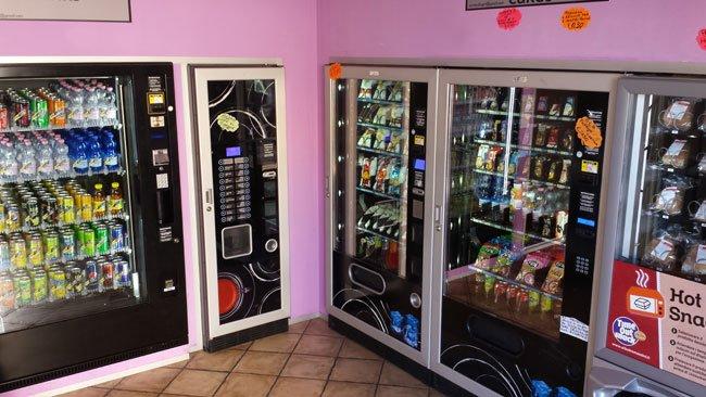 h24 negozi automatici