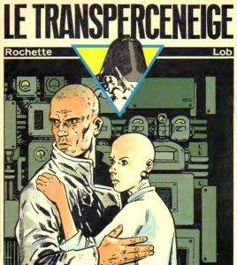 Le Transperceneige - copertina - YURY
