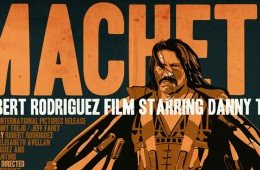 machete, film splatter