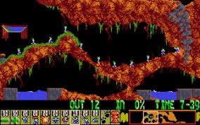 lemmings famoso videogioco