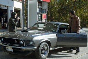 La Mustang del '69 del film