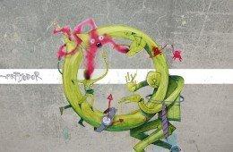 mr fijodor, street artist