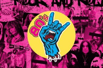 musica rock anni 80
