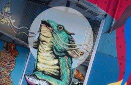 Street art a Genova