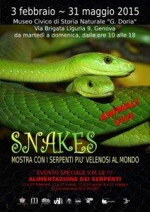 locandina_snakes-Genova