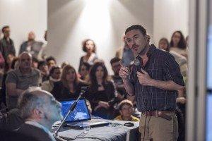 Alessandro Gandolfi a La Settimanale di Fotografia. Genova, 13 maggio 2015