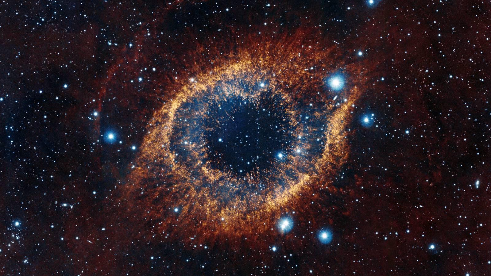 Nebulosa a forma di elica