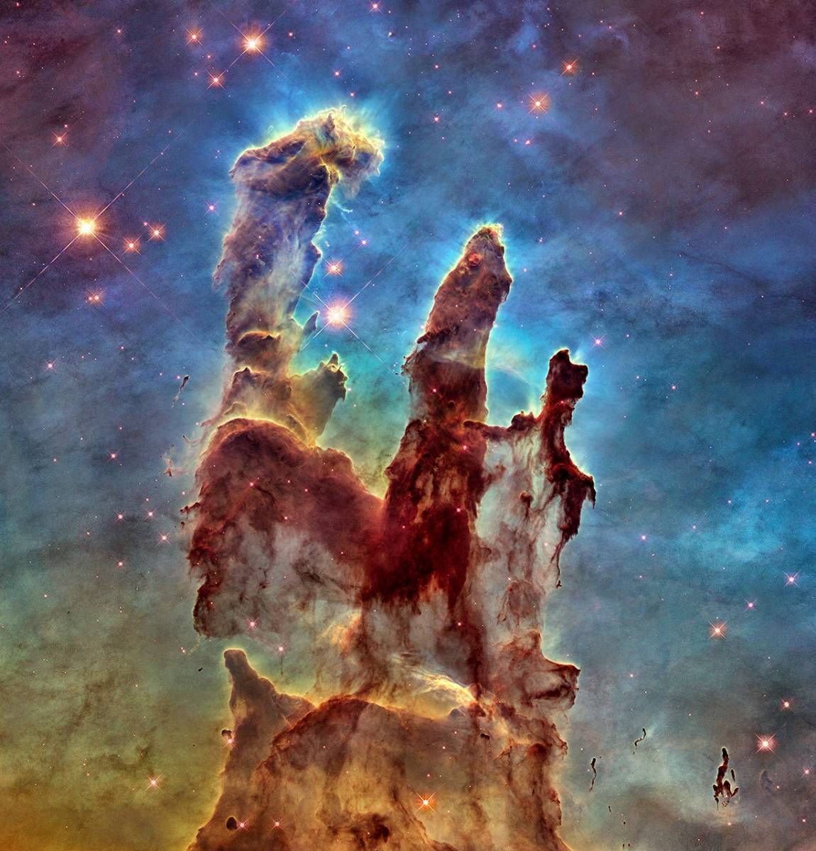 aquila foto nebula