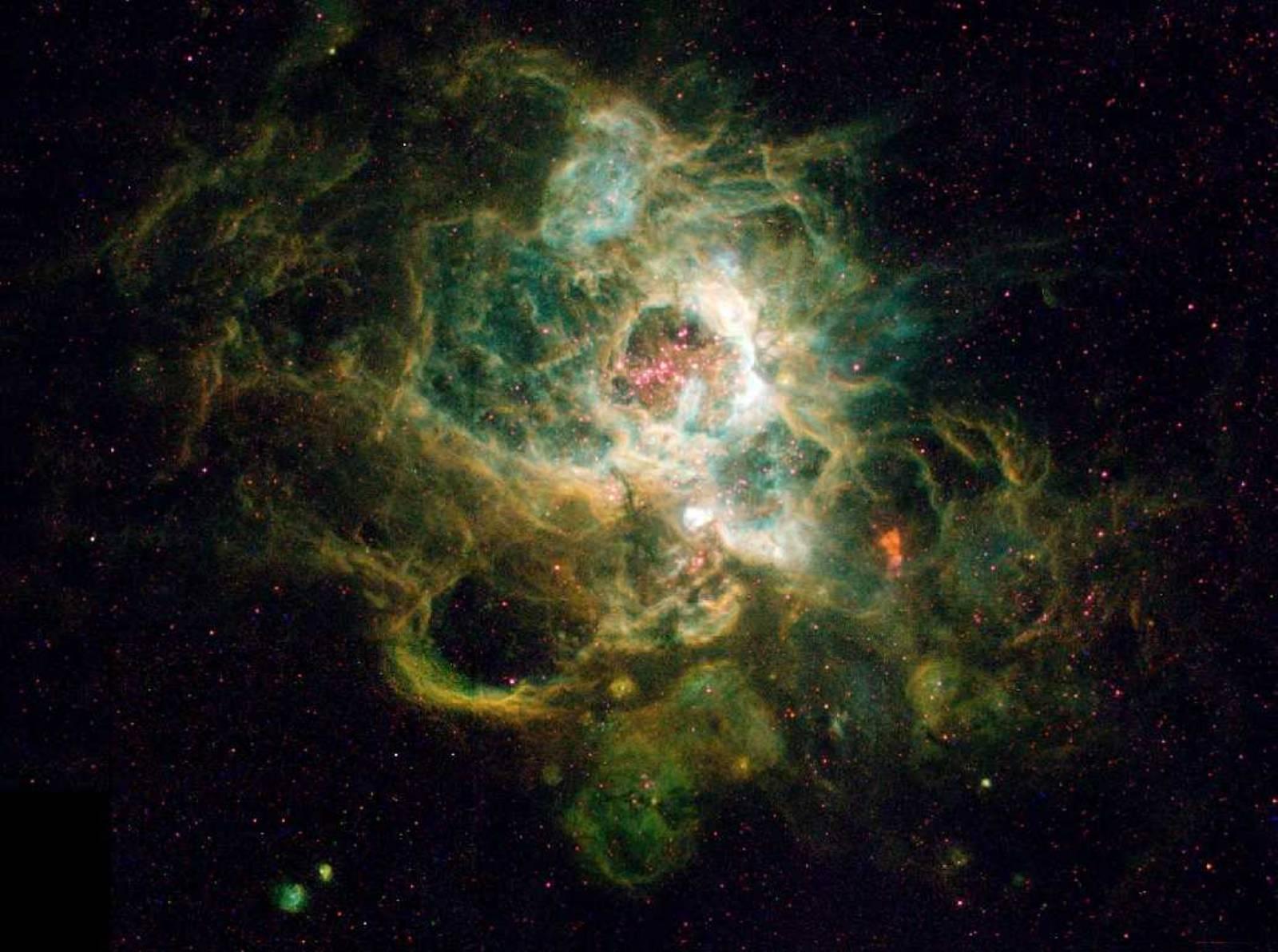 NGC604 nebulosa