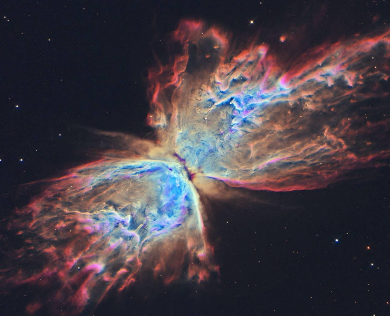 Nebulosa a Farfalla