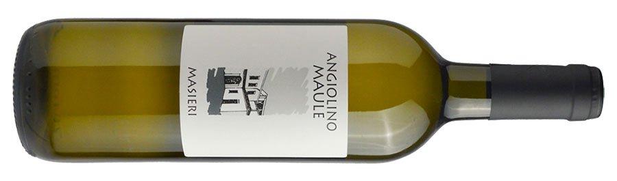 vino naturale angiolino bianco