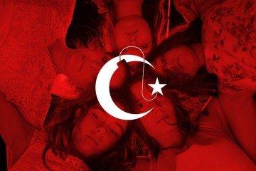 mustang turchia