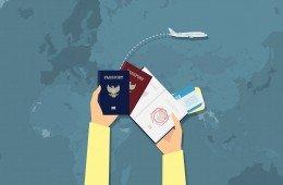 passaporti nei diversi paesi
