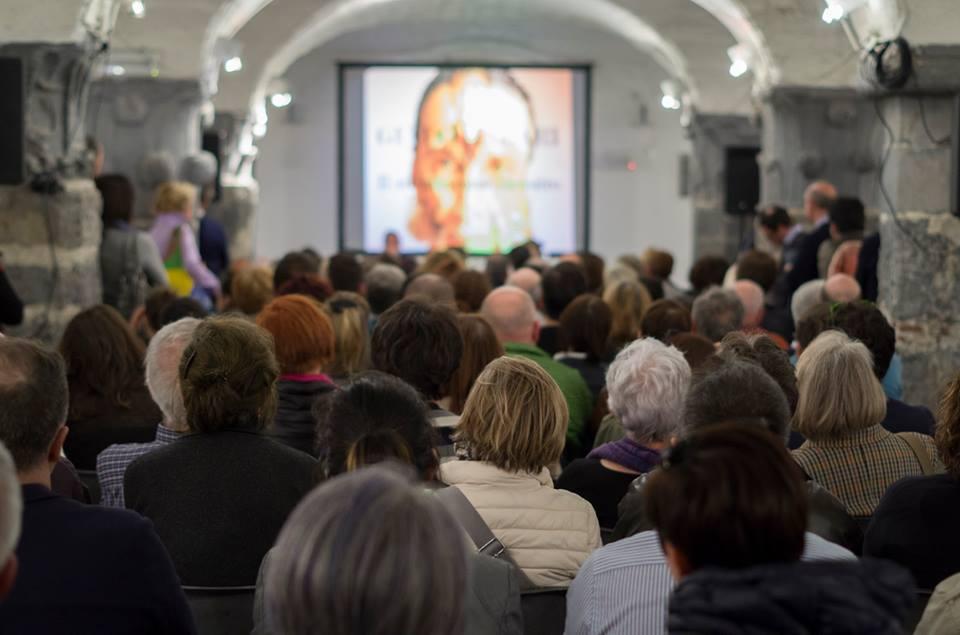 Il pubblico de La Settimanale per Guido Harari