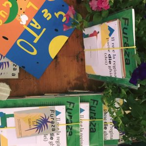 furaza magazine scritto da bambini