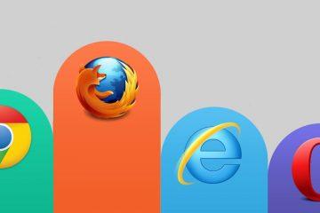 scegliere firefox come browser