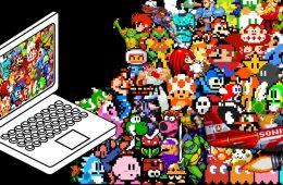videogiochi nes su browser